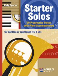 Philip Sparke: Starter Solos: Baritone Horn or Euphonium: Instrumental Album