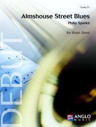 Philip Sparke: Almshouse Street Blues: Brass Band: Score