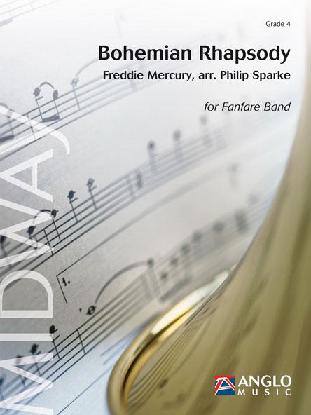 Freddie Mercury: Bohemian Rhapsody: Fanfare Band: Score & Parts