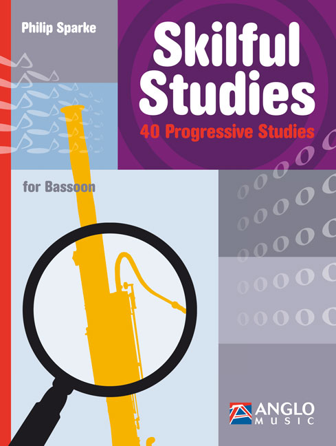 Philip Sparke: Skilful Studies: Bassoon: Instrumental Album