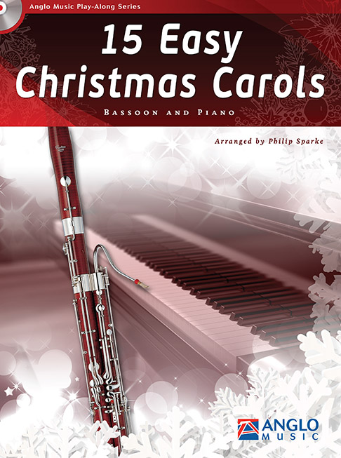 15 Easy Christmas Carols: Bassoon: Instrumental Collection