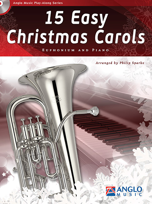 15 Easy Christmas Carols: Euphonium: Instrumental Collection