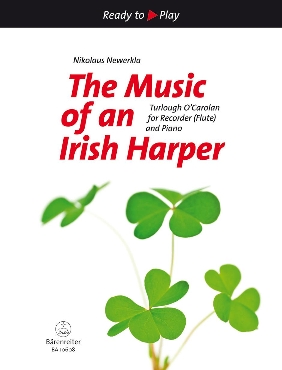 Music Of An Irish Harper Bfl(Fl): Instrumental Album