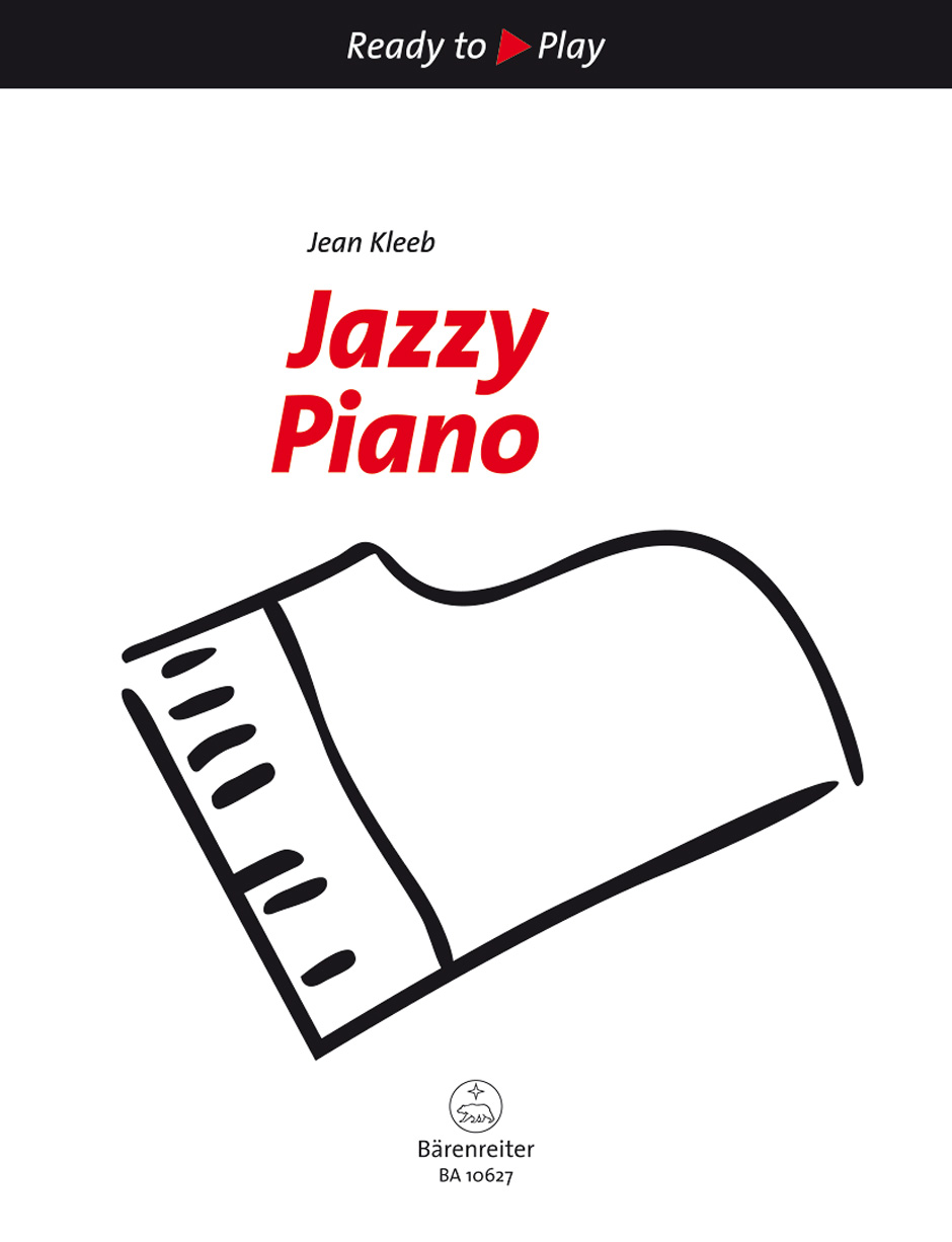Jean Kleeb: Jazzy Piano: Piano: Instrumental Album
