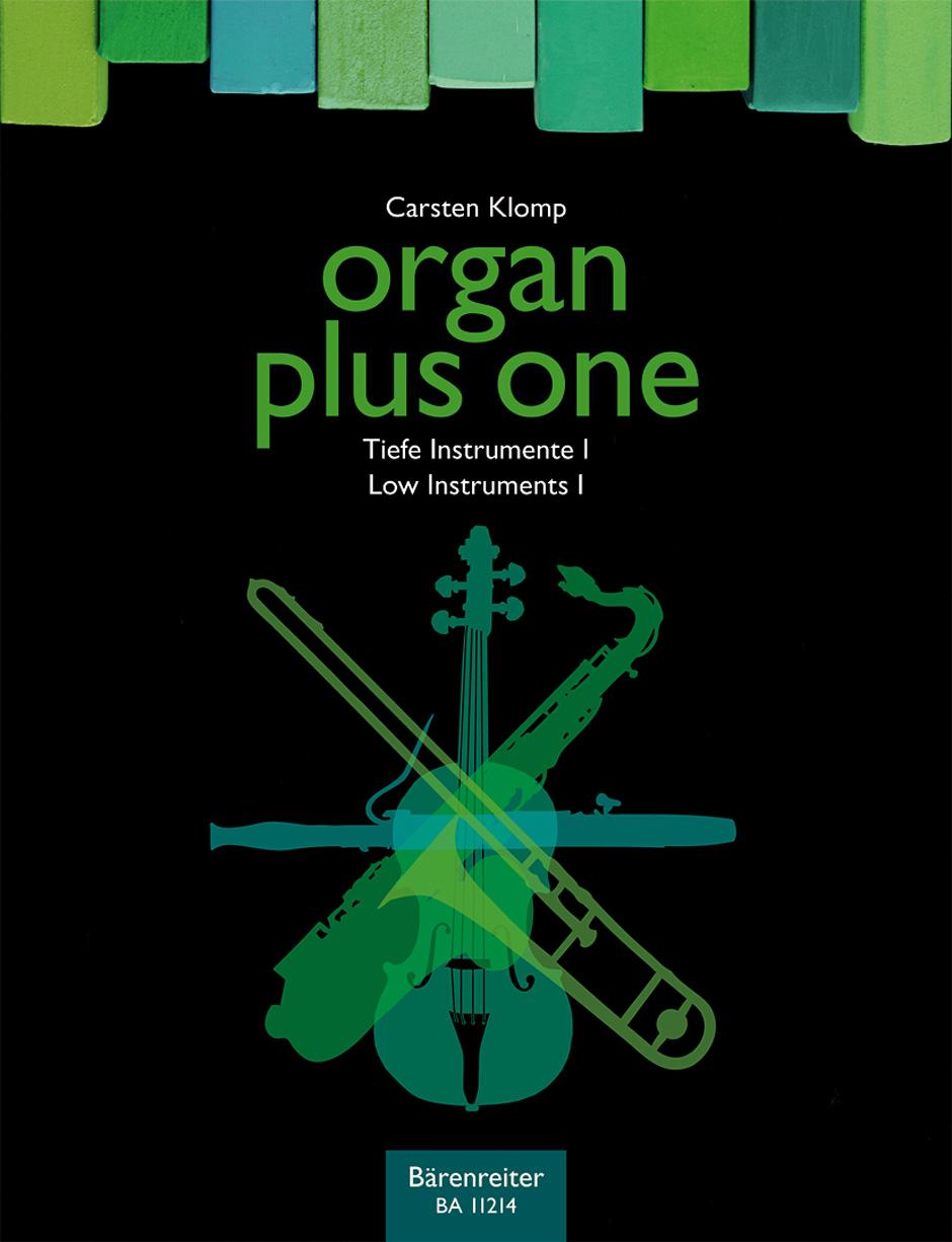 Organ Plus One: Organ: Score and Parts