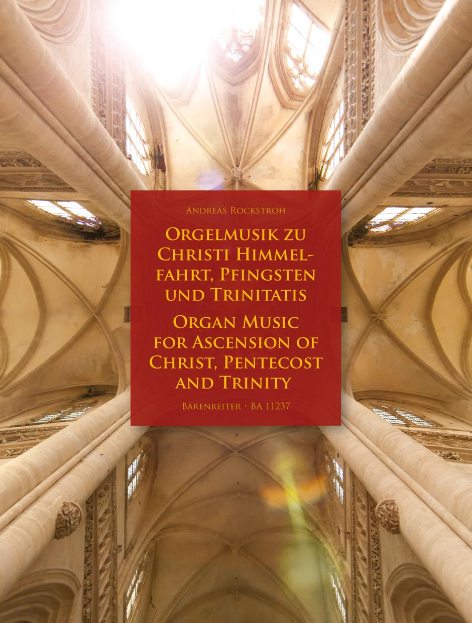 Ascension of Christ  Pentecost and Trinity: Organ: Instrumental Album