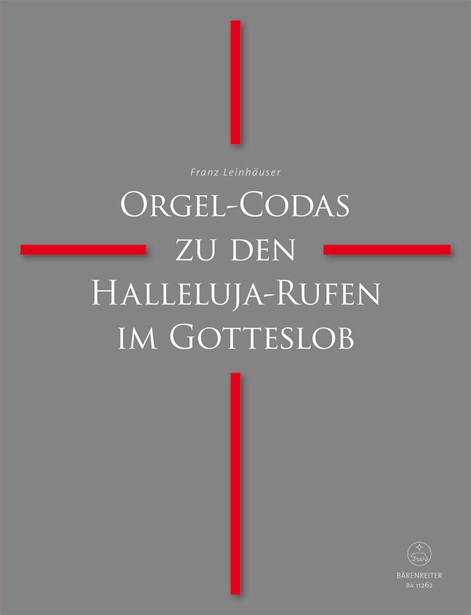 Franz Leinhauser: Orgel-Codas Zu Den Halleluja-Rufen: Organ: Instrumental