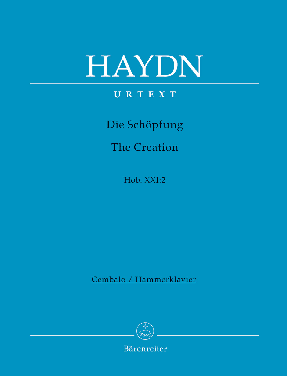 Franz Joseph Haydn: The Creation: Mixed Choir: Part