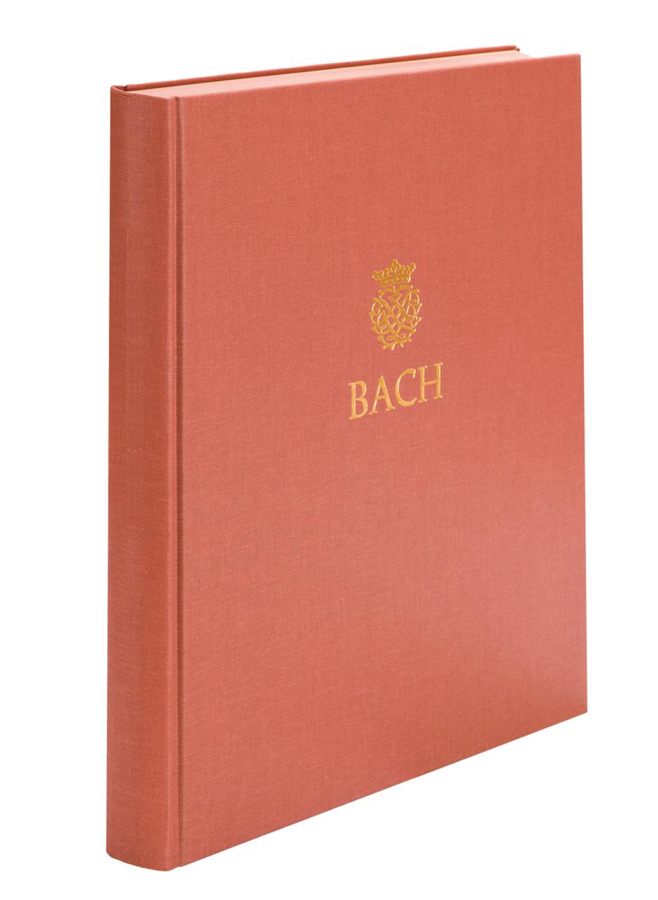 Johann Sebastian Bach: St Matthew Passion BWV 244: Mixed Choir: Score