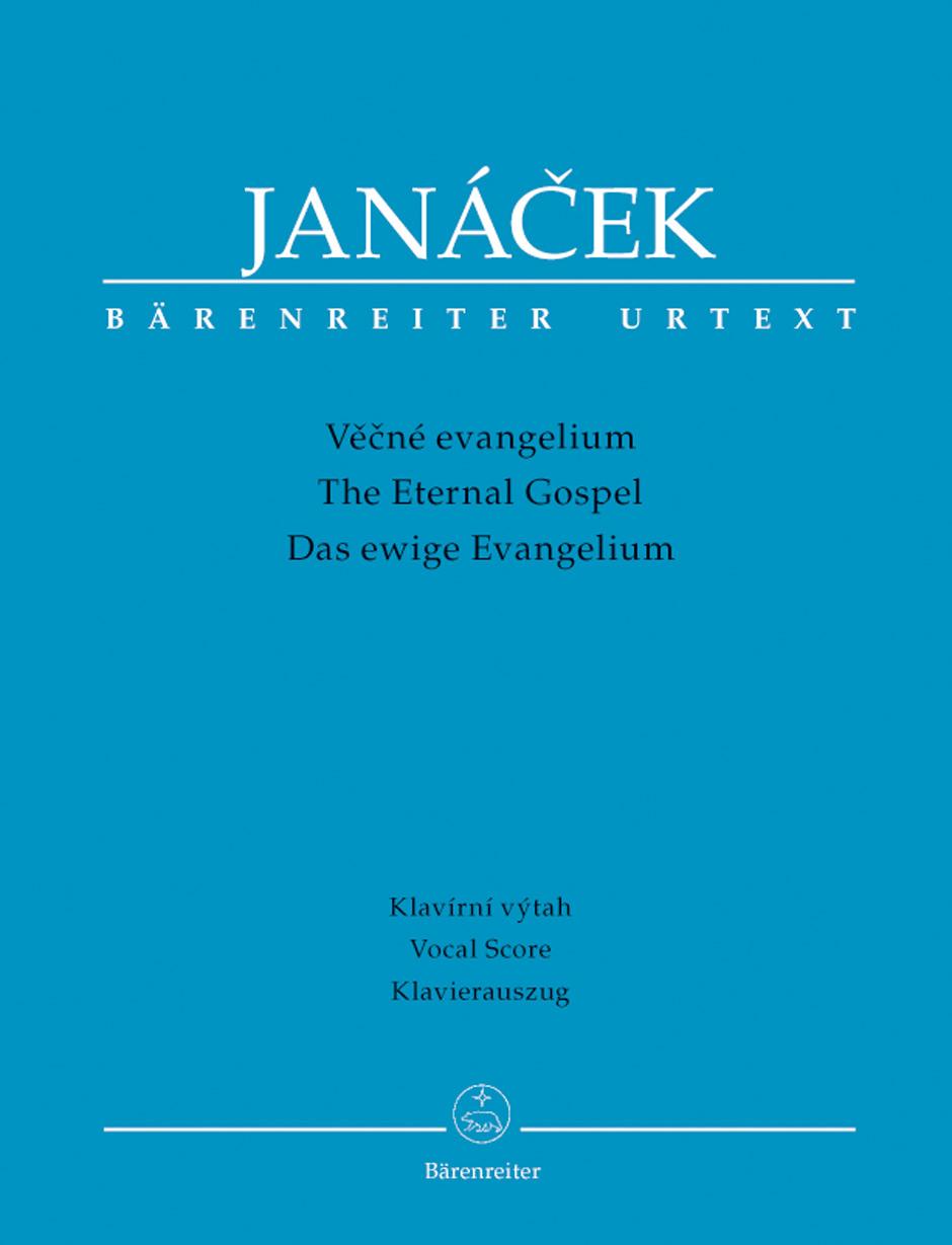 Leos Janacek: Ewige Evangelium Ka: Mixed Choir: Vocal Score