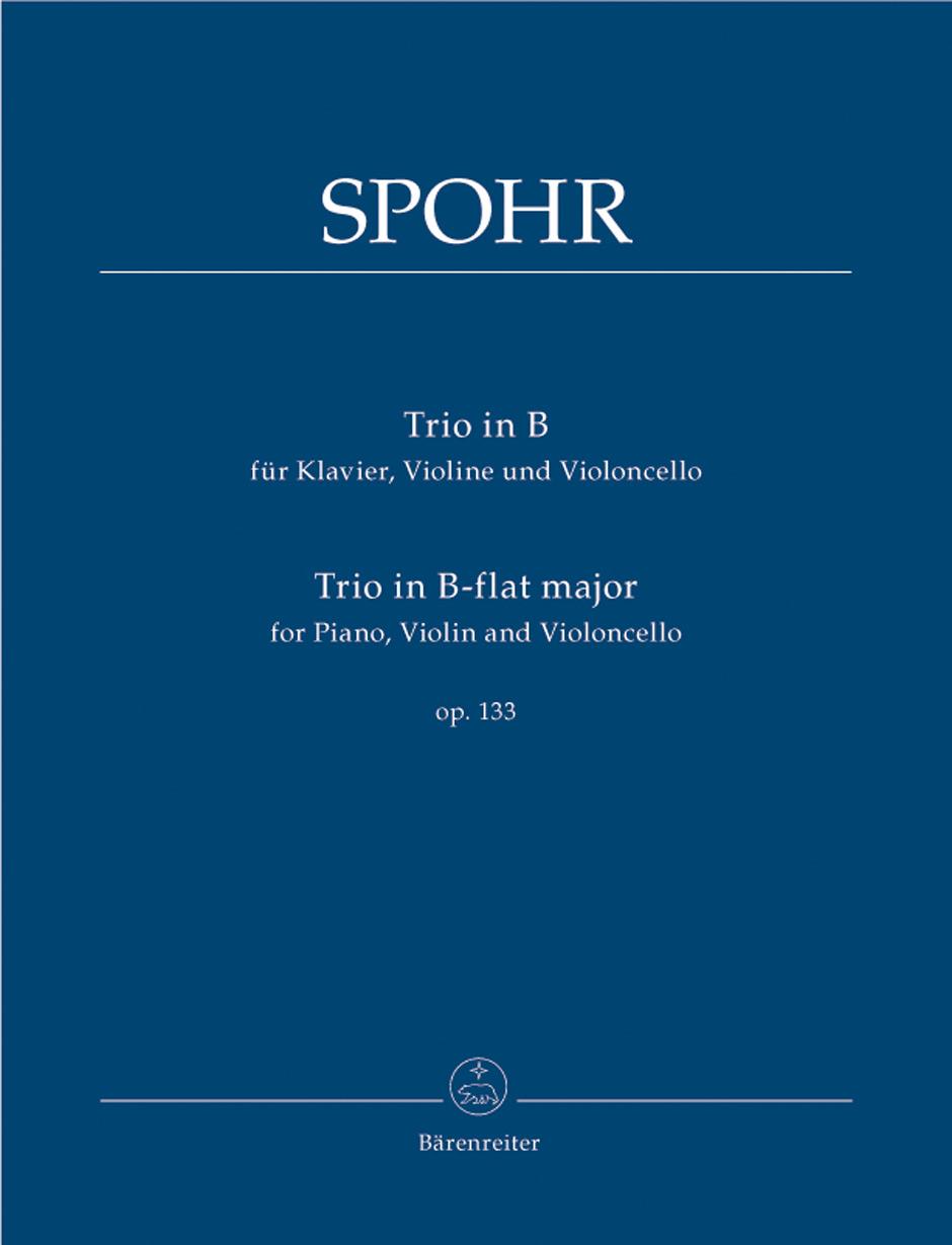 Louis Spohr: Trio: Violin & Cello: Score and Parts