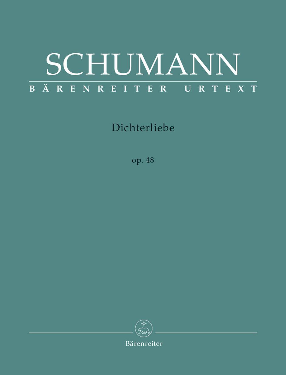Robert Schumann: Dichterliebe Op.48: Voice: Vocal Album