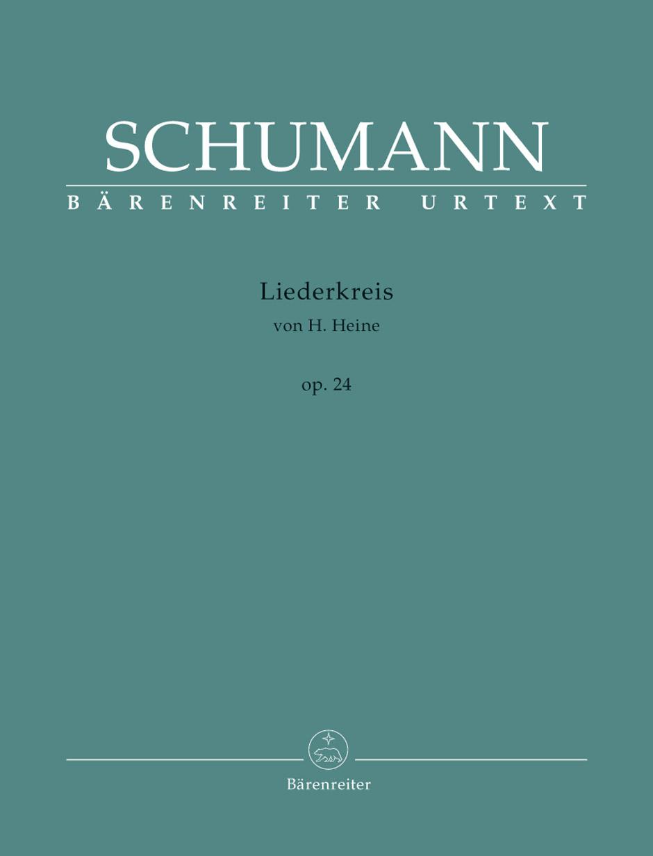 Robert Schumann: Liederkreis (Heine) Op.24: Voice: Vocal Album
