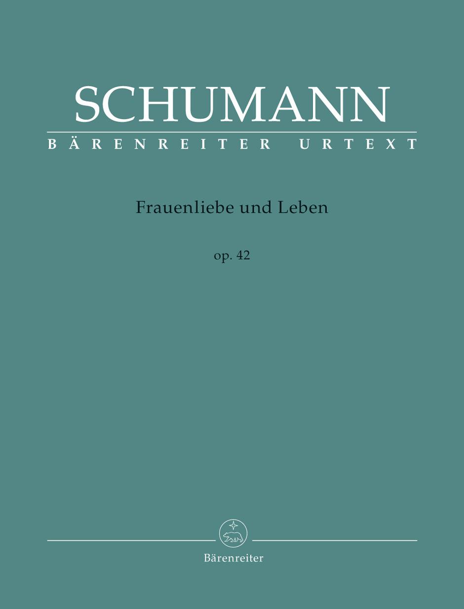 Robert Schumann: Frauenliebe Und Leben  Op.42: Voice: Vocal Score