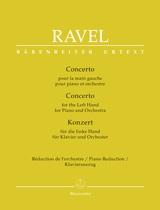 Maurice Ravel: Concerto: Piano: Instrumental Work