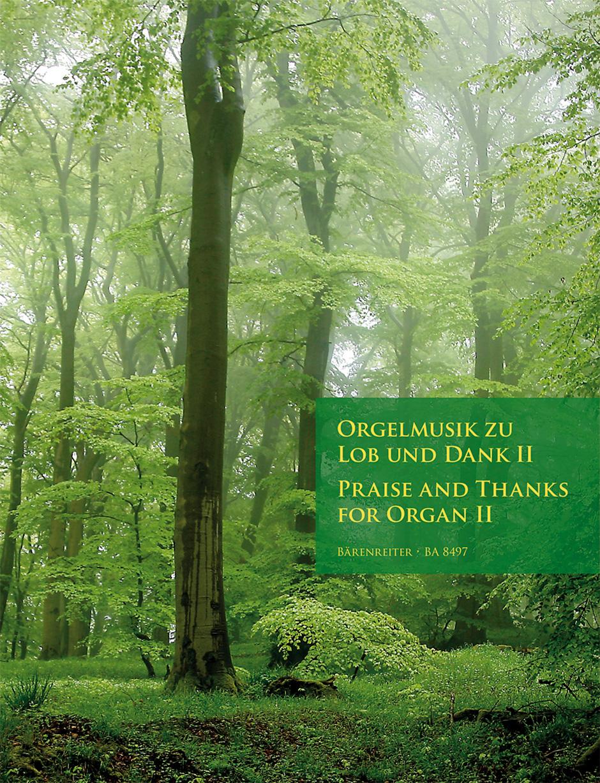 Praise And Thanks For Organ II: Organ: Instrumental Album