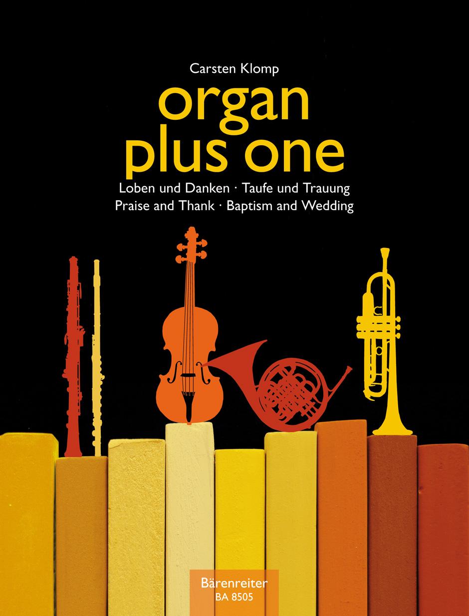 Organ Plus One: Organ: Instrumental Album