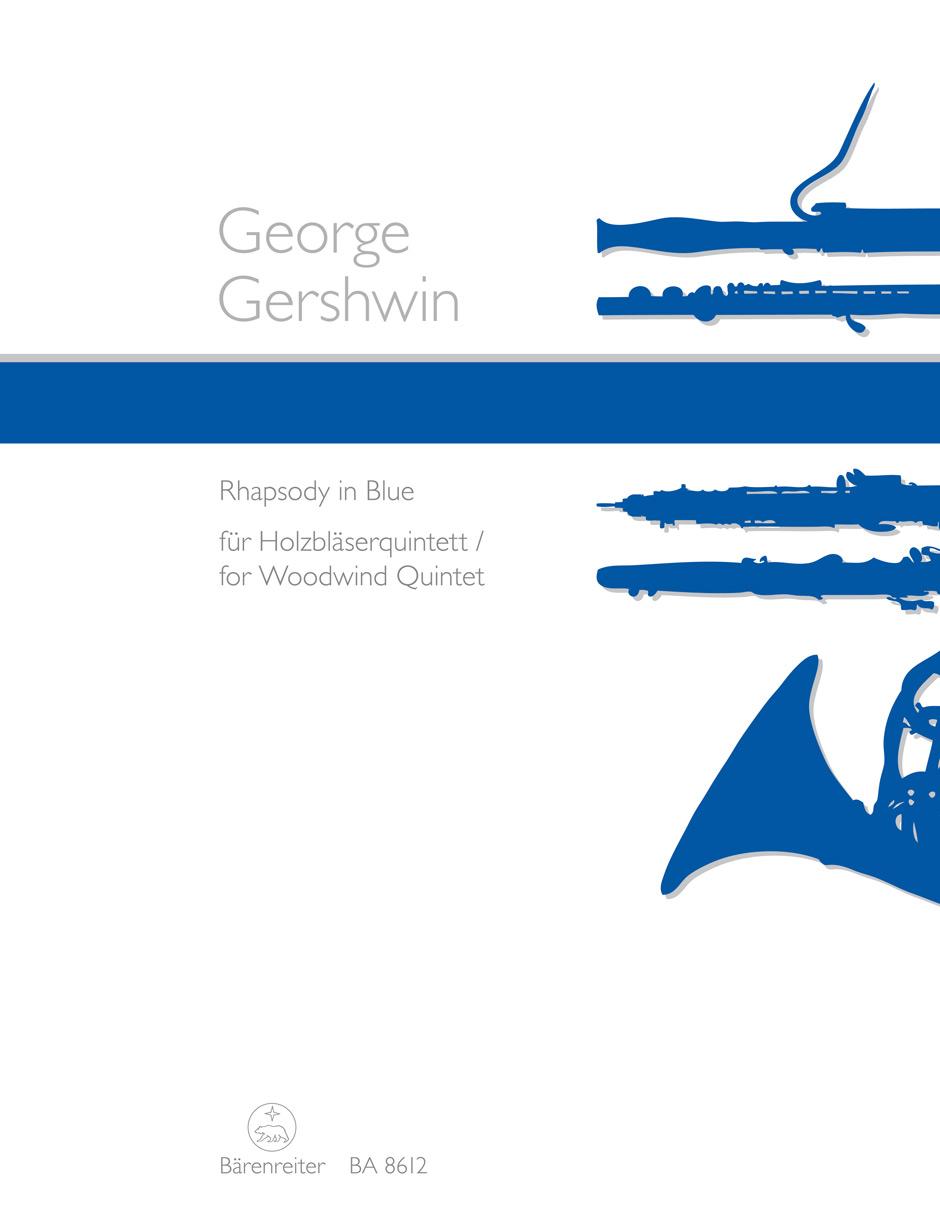George Gershwin: Rhapsody In Blue: Ensemble: Score and Parts
