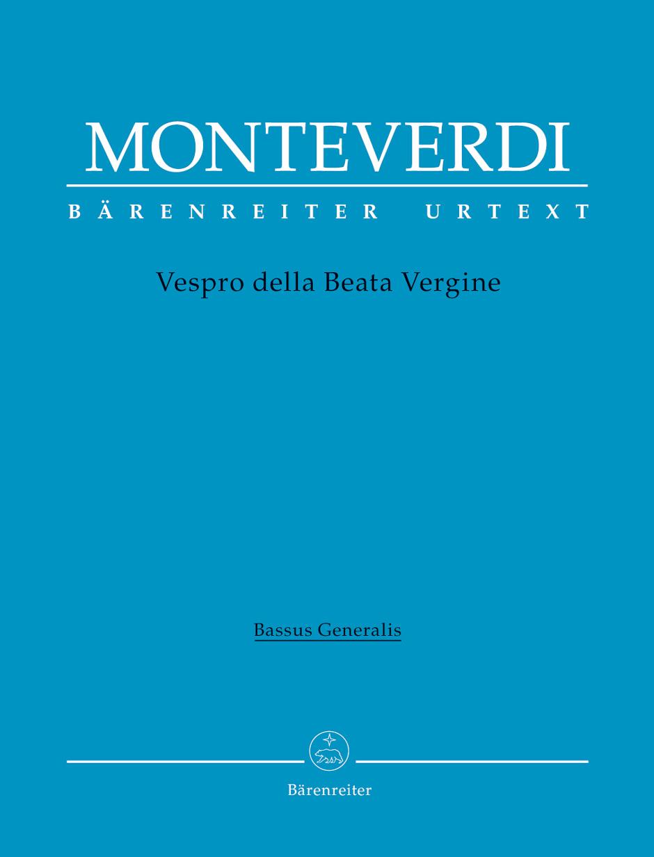 Claudio Monteverdi: Vespro Della Beata Vergine 'Marienvesper': Mixed Choir: Part