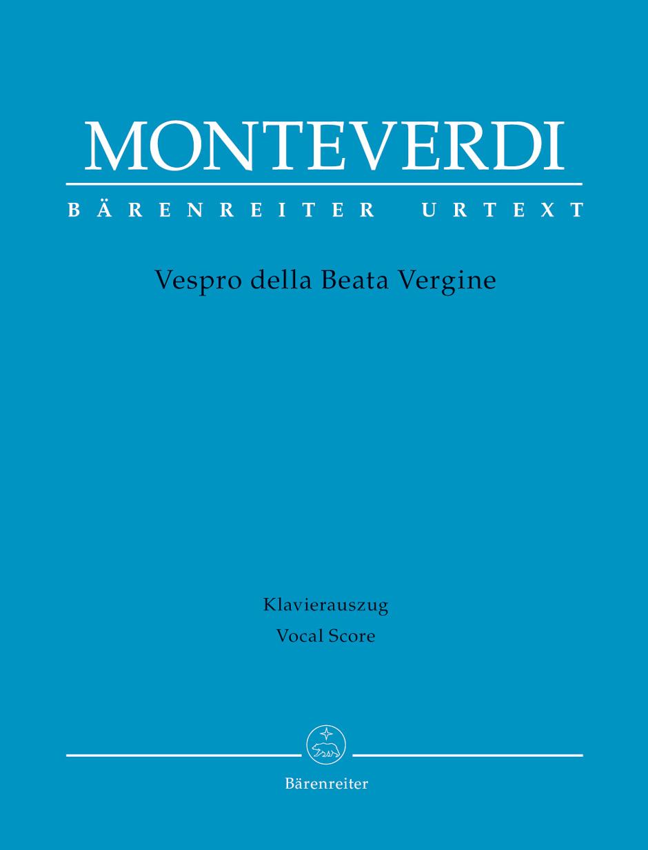 Claudio Monteverdi: Vespro Della Beata Vergine 'Marienvesper': Mixed Choir: