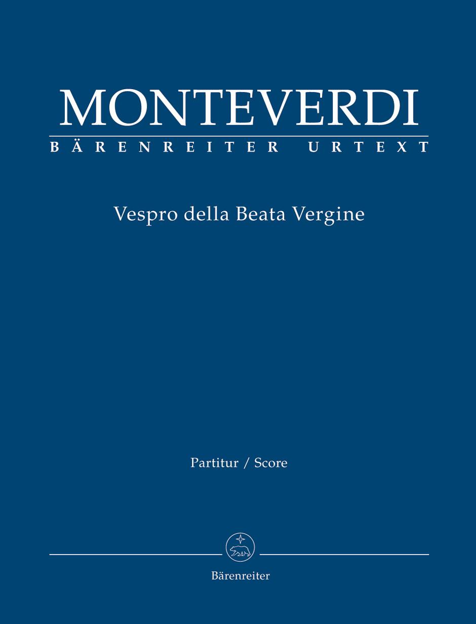 Claudio Monteverdi: Vespro Della Beata Vergine 'Marienvesper': Vocal Ensemble: