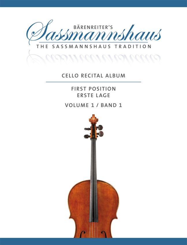 Cello Recital Album  Volume 1: Cello: Instrumental Album