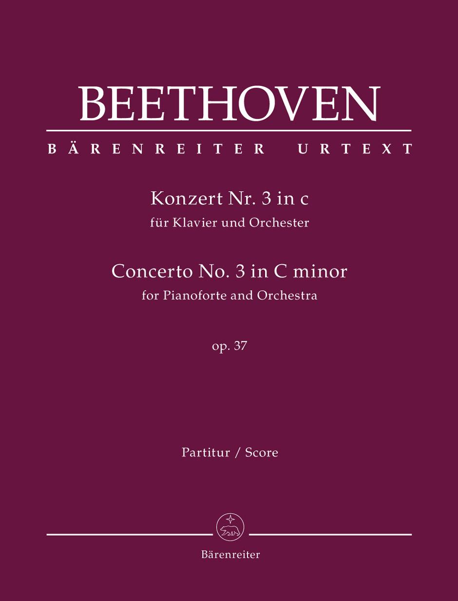 Ludwig van Beethoven: Concerto No. 3 in C minor: Piano: Score