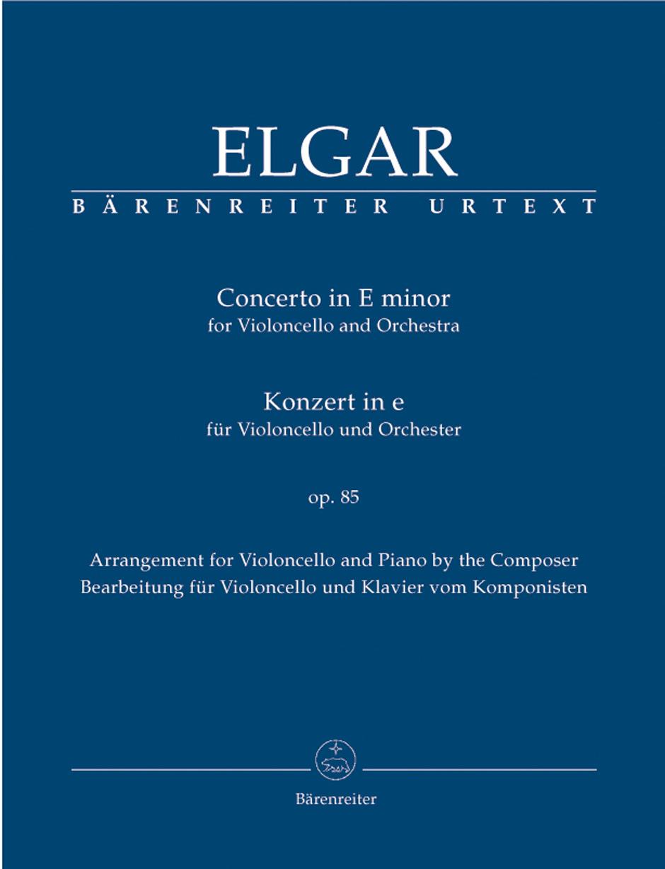 Edward Elgar: Concerto: Cello: Instrumental Work