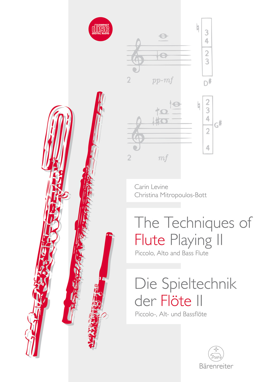 The Techniques of Flute Playing II: Flute: Instrumental Tutor