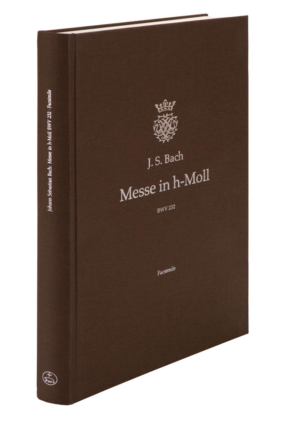 Johann Sebastian Bach: Mass In B minor BWV 232: Facsimile