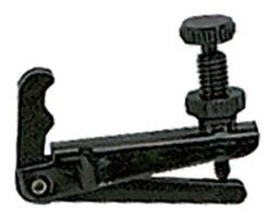 String Adjuster Violin 3/4-4/4 Size Black: Instrument Component