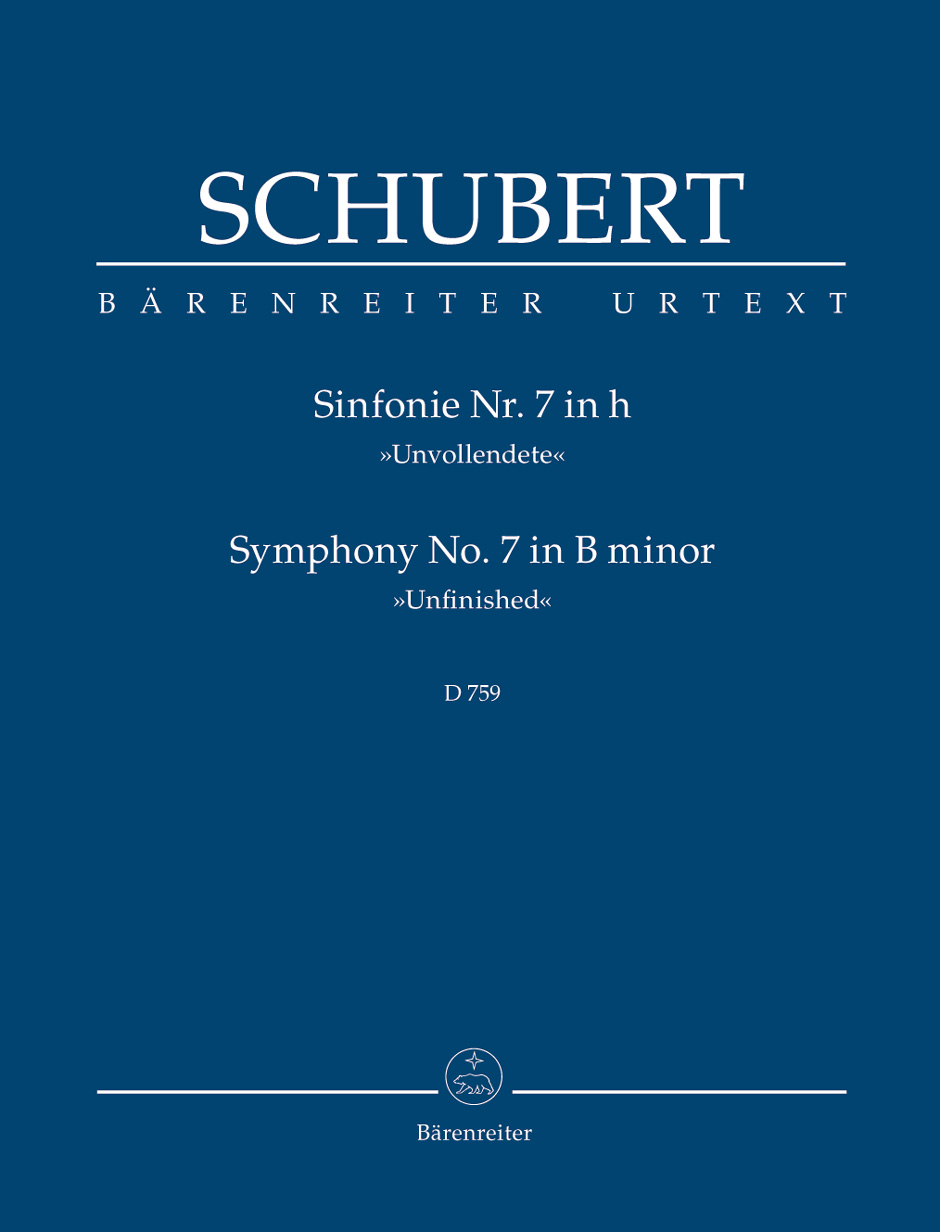 Franz Schubert: Symphony No.7 In B Minor D 759 - Unfinished: Orchestra: Study