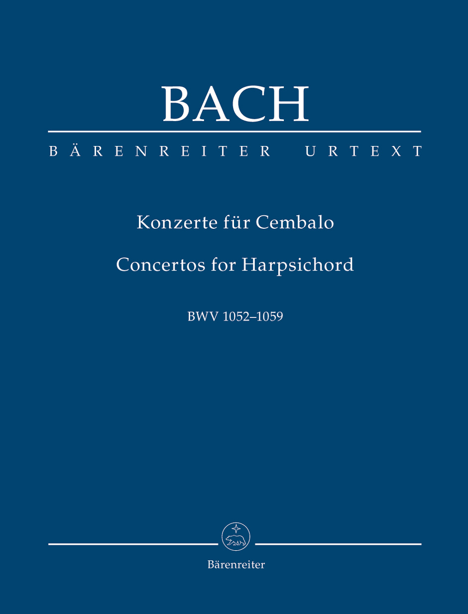 Johann Sebastian Bach: Harpsichord Concertos: Mixed Choir