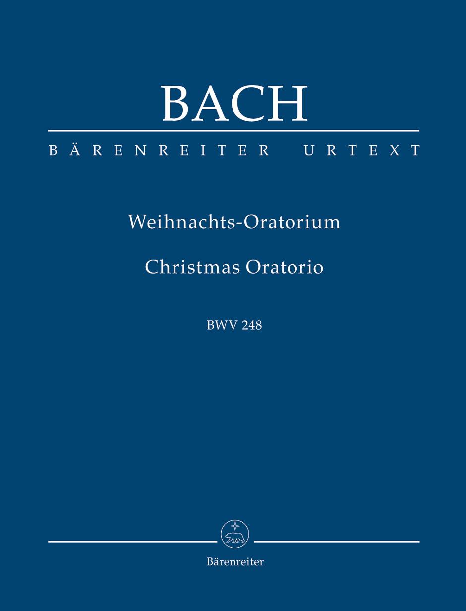 Johann Sebastian Bach: Christmas Oratorio BWV 248: Orchestra: Study Score