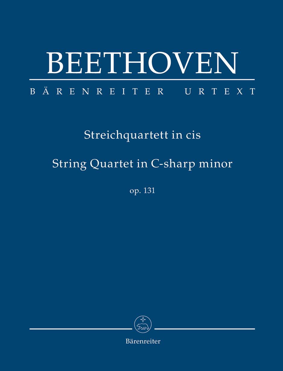Ludwig van Beethoven: String Quartet in C-sharp minor op. 131: String Quartet: