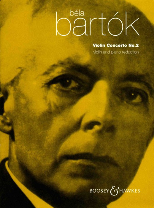 Béla Bartók: Violin Concerto No.2: Violin: Instrumental Work