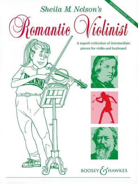 Sheila M. Nelson's Romantic Violinist: Violin: Instrumental Album