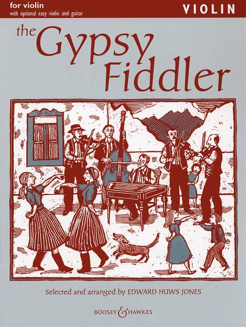 Jones: Gypsy Fiddler: Violin: Instrumental Work