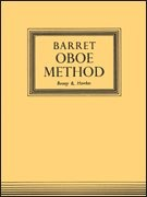 Barret: Methode: Oboe: Instrumental Tutor