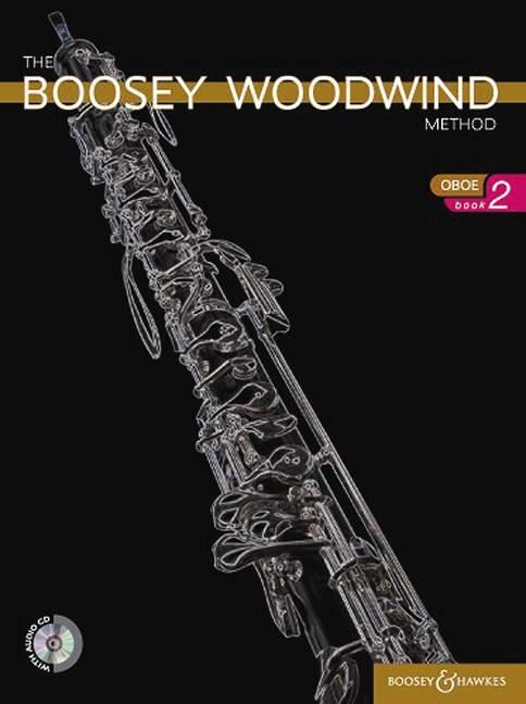The Boosey Woodwind Method Oboe Vol. 2: Oboe: Instrumental Tutor