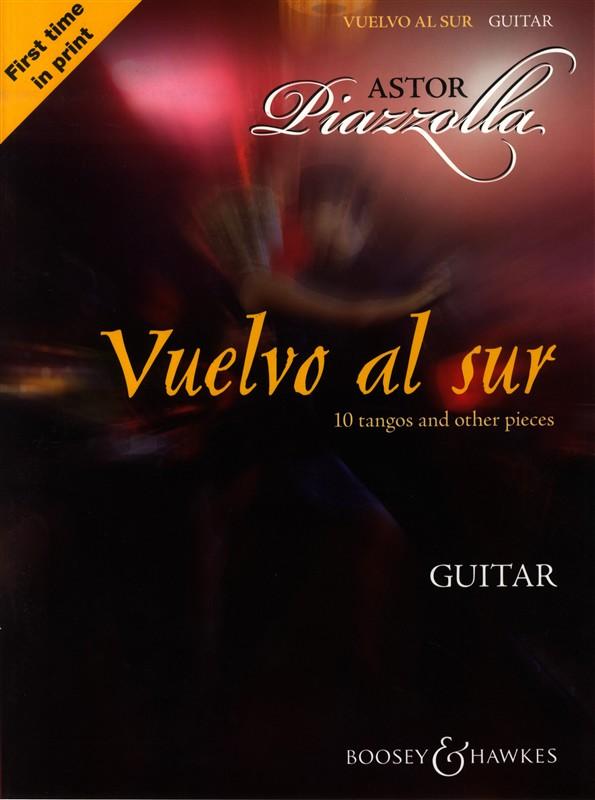 Vuelvo Al Sur: Guitar: Instrumental Work