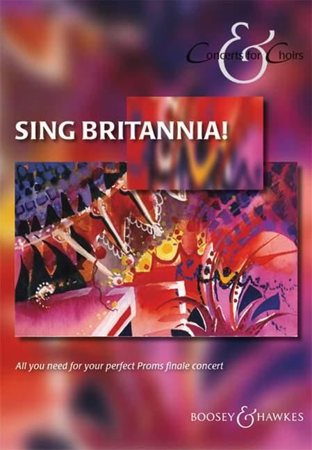 Sing Britannia!: Mixed Choir: Vocal Score