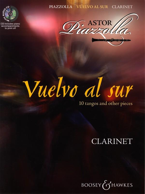 Vuelvo al Sur: Clarinet: Instrumental Album