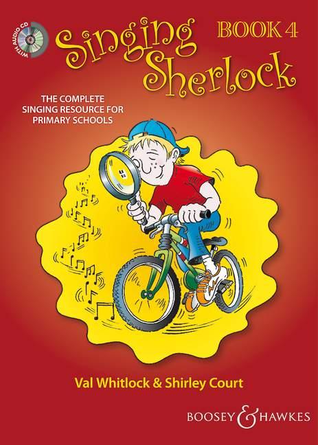 Shirley Court: Singing Sherlock Vol. 4: Children's Choir: Mixed Songbook