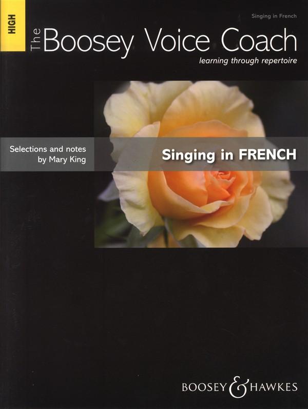 The Boosey Voice Coach: High Voice: Vocal Tutor