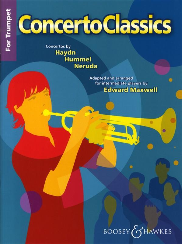 Concerto Classics for Trumpet: Trumpet: Instrumental Album