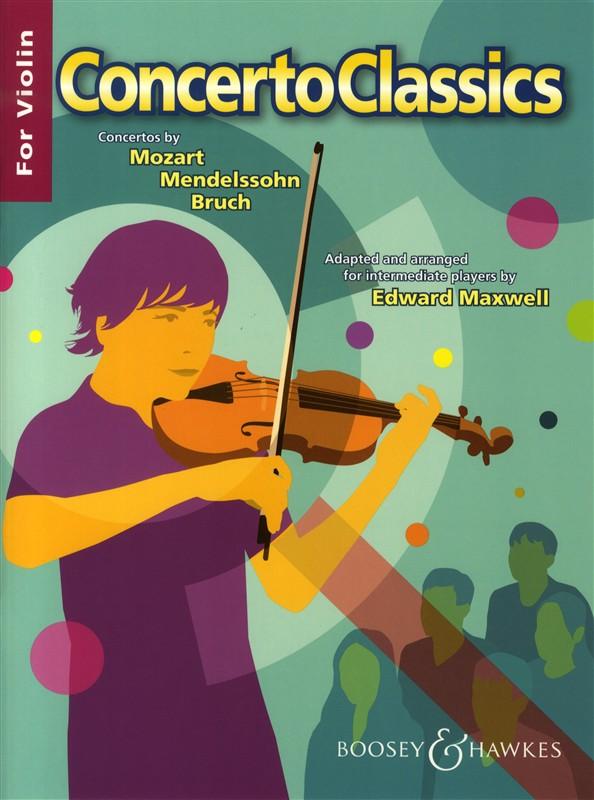 Concerto Classics for Violin: Violin: Instrumental Album