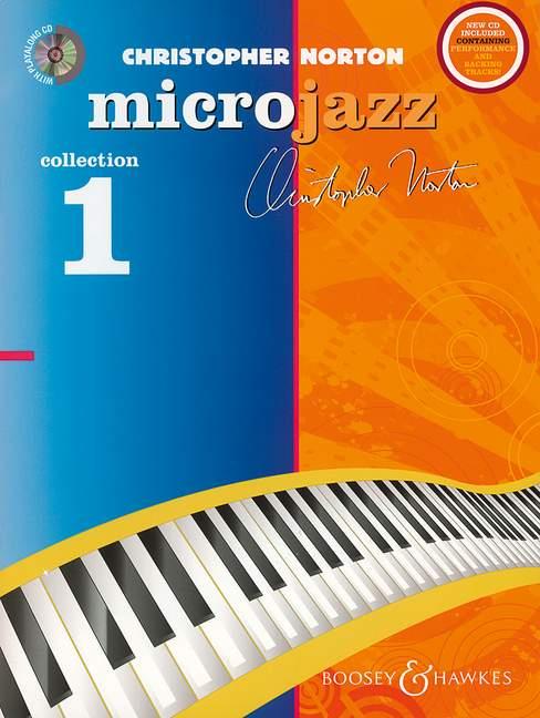 Christopher Norton: The Microjazz Collection 1: Piano: Instrumental Album