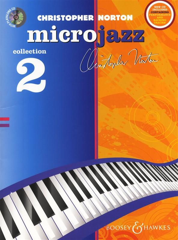 Christopher Norton: The Microjazz Collection 2: Piano: Instrumental Album