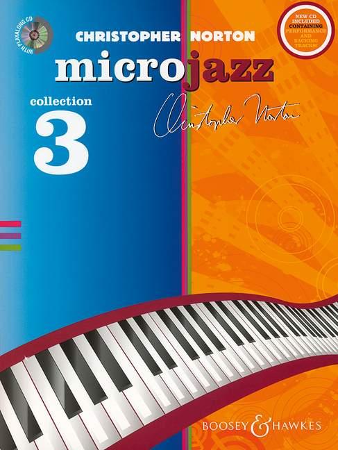 Christopher Norton: The Microjazz Collection 3: Piano: Instrumental Album